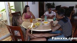 Family Reunion Turned into Fuck hot taboo xxx