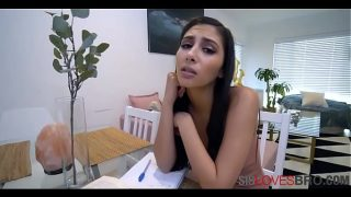 Homework and Some Brotherly Dick- Gianna Dior