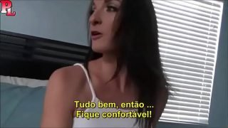 Mom and Step Son on Vacation – Silvia Sage – Family Therapy