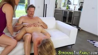 Teen step daughter  fertilize